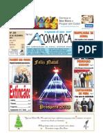 A Comarca, n.º 390 (12 de dezembro de 2012)
