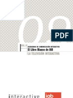 Volumen 9 del Libro Blanco TV Interactiva