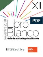 Volumen 12 del Libro Blanco Marketing Afiliacion