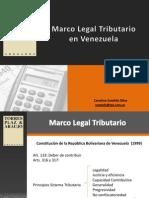 TPA Marco Legal Tributario Venezuela Junio 2011