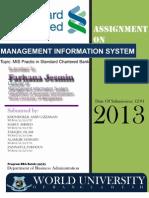 management information system in banks