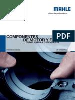 componentes de motor y filtros