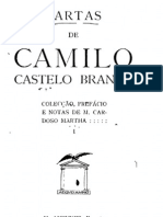 Cartas de Camilo Castelo Branco
