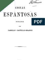 Coisas Espantosas, de Camilo Castelo Branco