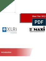 MAXI Fair