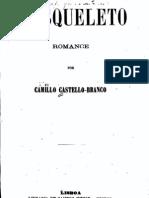 O Esqueleto, de Camilo Castelo Branco
