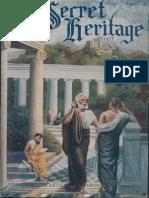 The Secret Heritage, 1935