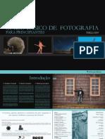 Curso básico de fotografia para principiantes - Módulo I