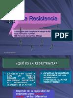 La Resistencia (cualidad física)