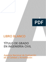 Libro blanco ingenieria civil