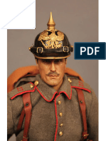 1/6 Imperial German Infantryman Assembly Guide