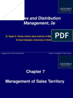 412 33 Powerpoint Slides 7 Management Sales Territory Chap 7