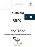 Subsídio - Encontro Estadual APJ-TO