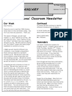 kindergartennewsletter