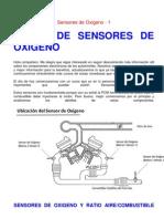 Sensores de Oxigeno