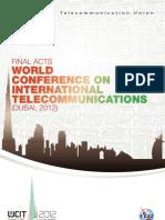 International Telecommunication Union 2012