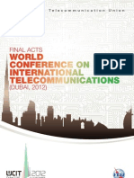 International Telecommunication Union 2012