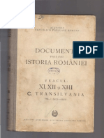 Documente privind istoria romaniei transilvania 1075-1250
