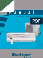 Manual Tecnico de Aire Acondicionado