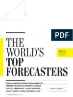 Top Forecasters 2013-01