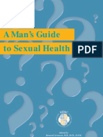 A Man's Guide to Sexual Health by Bernard Levinson
