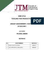 Project Jig & Fixture 20112012