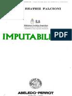IMPUTABILIDAD de MARTA BEATRIZ FALCIONI