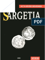 Sargetia 33_2005 arheologie