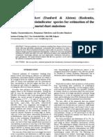 Volume 135(2), Pp. 135-137.Bioind for Estimasi