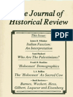 TheJournal of Historical Review Volume 04 Number 1-1983