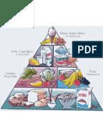 La Piramide Nutricional
