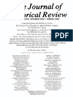 The Journal of Historical Review Volume 05 Number 1-1984