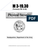 Physical Security - FM 3-19.30