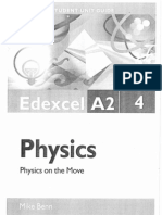 Student Unit Guide - Unit 4 Physics on the move