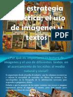 Una estrategia didáctica; el uso de imágenes y textos