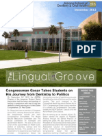 The Lingual Groove Dec 2012