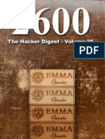 2600 the+Hacker+Digest Volume 26
