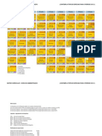 Matriz Curricular (Administracao - 2012.1)