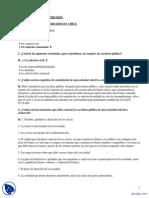Cuestionario de Sociedades Apuntes Derecho Mercantil