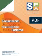 Asignación competencial y distribución de responsabilidades en el sector de Turismo