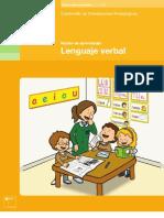 Lenguaje Verbal Cuadernillo Orientaciones Pedagogicas