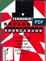 58335101 Terrorist Explosive Sourcebook Paladin Press Book