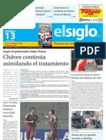 Edición Aragua. Domingo 13-01-2013
