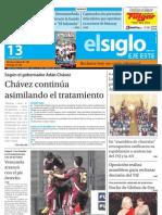 Edición La Victoria Domingo 13-01-2013