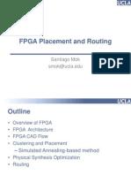 FPGA Placement & Routing Slides-CAD-Santiago