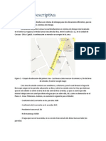 Proyecto Drenaje Urbano