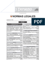 Resolución Ministerial N° 0099-2012-ED MODELO MARCA PERU ESCUELAS