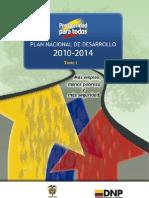 PLAN-DE-DESARROLLO-2010-2014 Tomo I