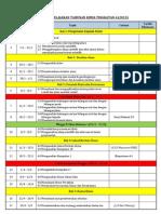 Rancangan Pelajaran Tahunan Kimia Tingkatan 4 (2013)