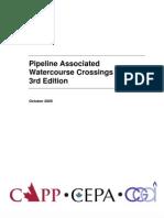 Pipeline Associated Watercourse Crossings, 3rd Edition